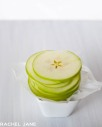 Sliced Granny Smith