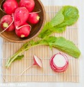 Radishes From Above