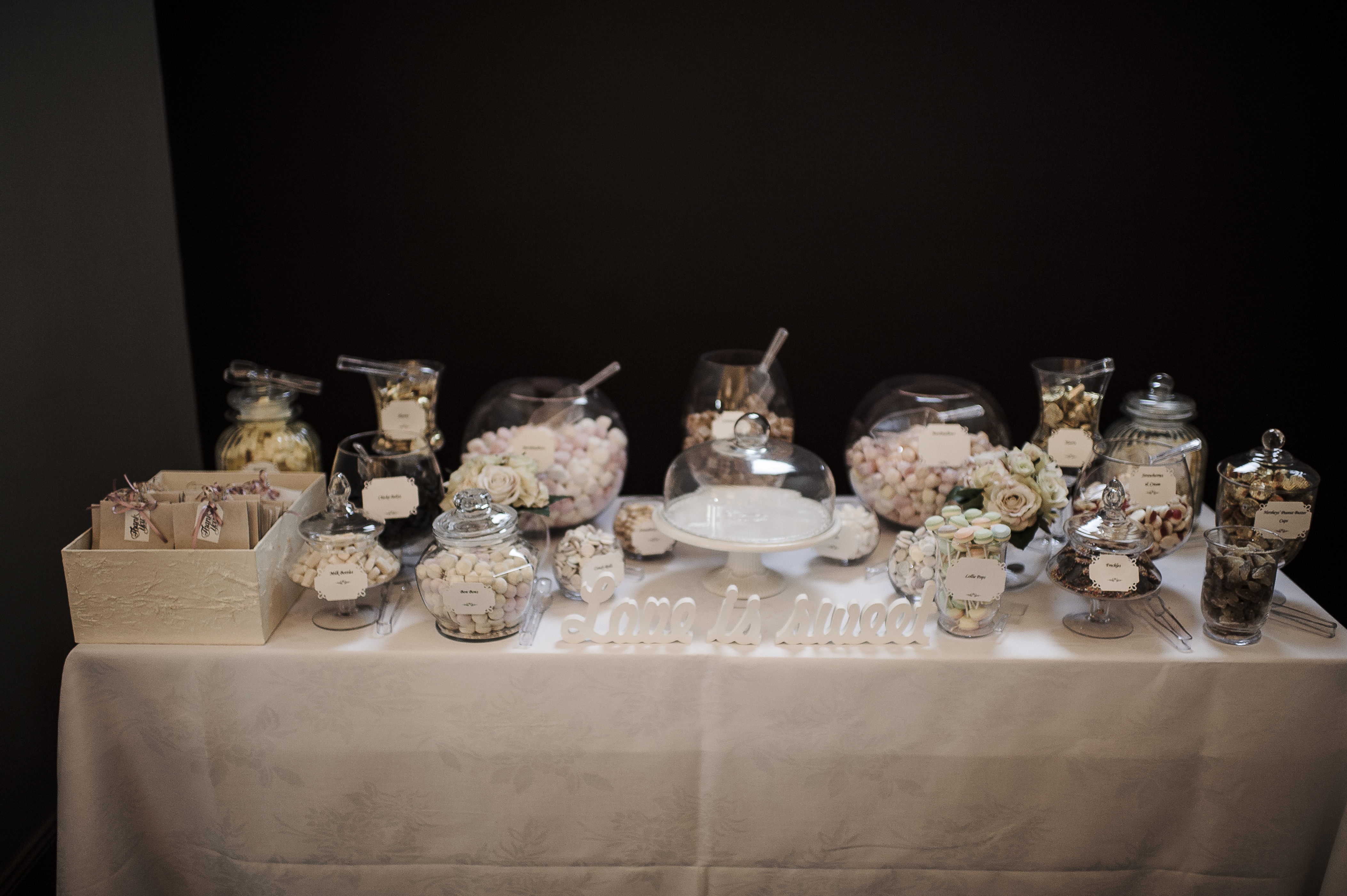 Stupendous Create A Candy Bar For Your Wedding Guests Two Loves Studio Beutiful Home Inspiration Xortanetmahrainfo
